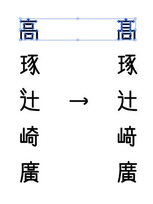 漢字のリクエスト