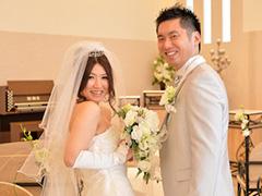 メゾン・ド・アニヴェルセル結婚式の写真サンプル