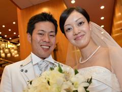 ホテルオークラ神戸【兵庫県N様】結婚式の写真サンプル
