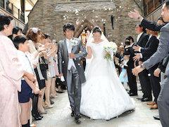 ホテルモントレグラスミア大阪結婚式の写真サンプル