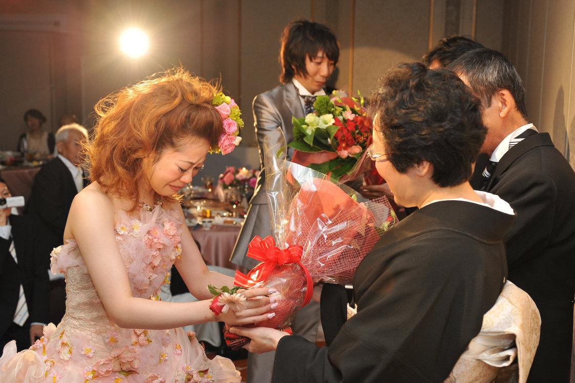 京都センチュリーホテル結婚式の写真サンプル