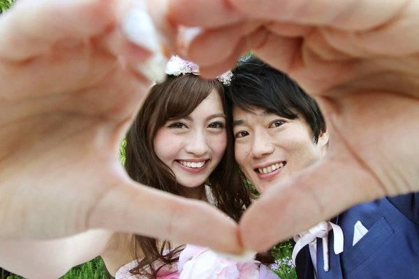 アルカンシエルベリテ大阪結婚式の写真サンプル