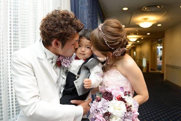 成田ビューホテル結婚式の写真サンプル