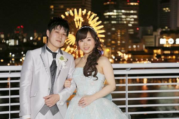 神戸メリケンパークオリエンタルホテルの写真撮影サンプル