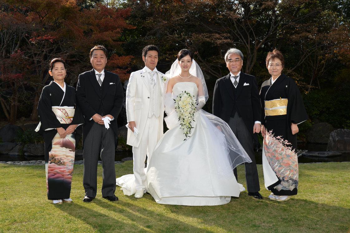 ホテルオークラ神戸結婚式の写真サンプル